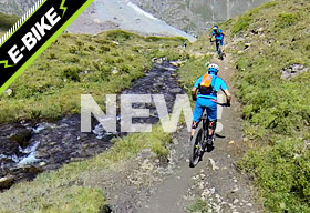e-bike VTTAE Tour of Mont Blanc