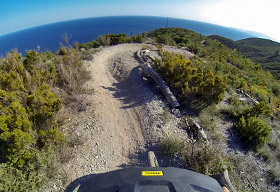Enduro trip in Finale Ligure Italia
